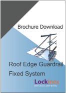 Roof Edge Guardrail Fixed System